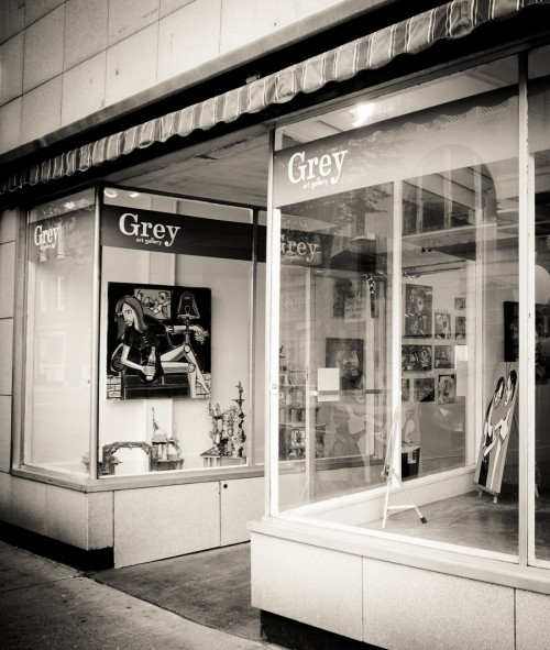 Grey Art Gallery